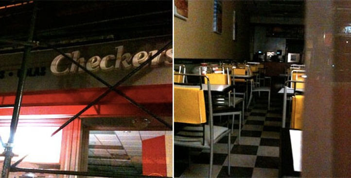Manhattan's First Checkers May Open Tomorrow