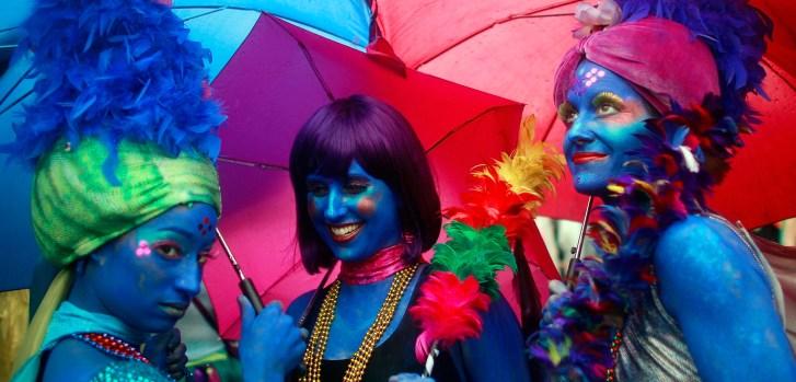 Mermaid Parade 2009