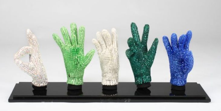 Michael Jackson's Glove to Be on Display at Times Square