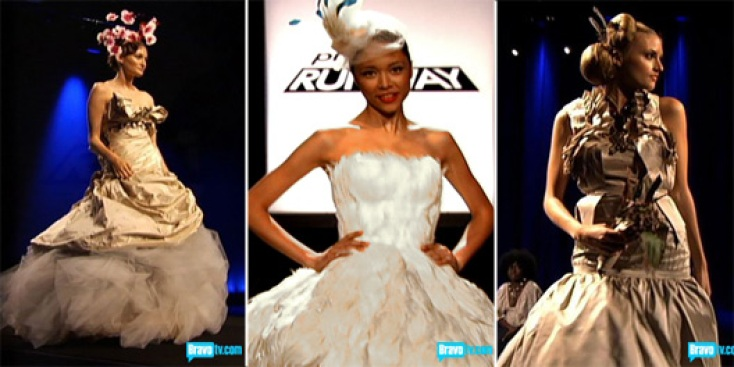Project Runway User's Guide: Always a Bridesmaid
