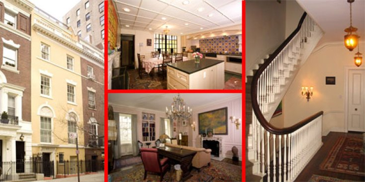 Scandal-Plagued UES Townhouse Takes $9M Off Price