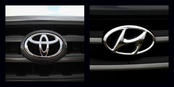 Toyota, Hyundai Recall Roughly 110,000 Vehicles