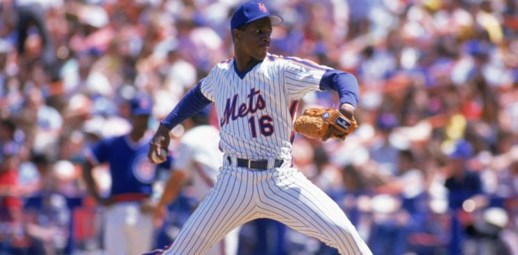 Steroid Dealer Used to Take Doc Gooden's Urine Tests