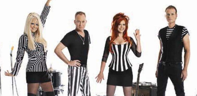 Save the Date: B-52's Island Beach Party