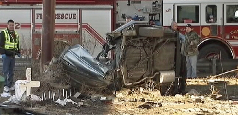 3 Killed in NJ Car Crash