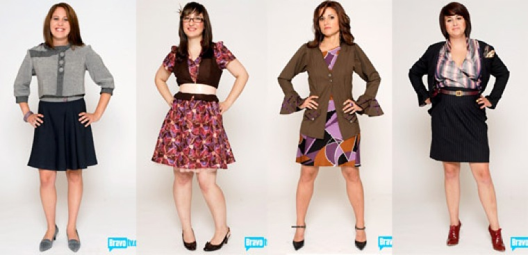 Project Runway User's Guide: It's Makeover Time