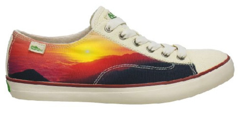 Want This: Into the Sunset With Eco-Sneaks
