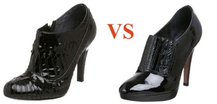 Sophie's Other Choice: Pour La Victoire vs. BCBG