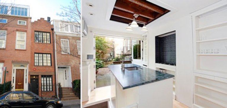 NYC's Narrowest House Sells for $2.175 Million