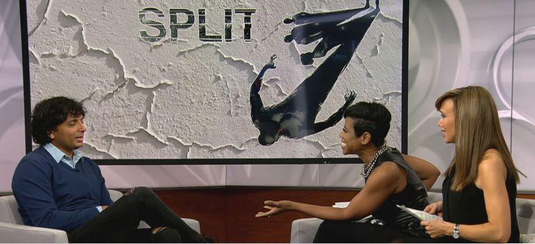 """M. Night Shyamalan Talks """"Split"""""""