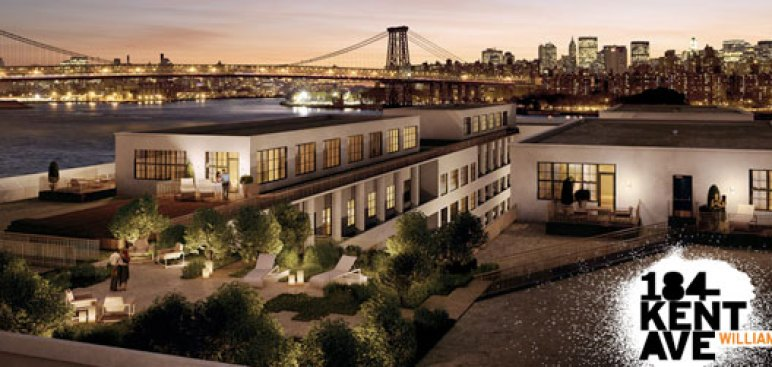 Like it or Not, Love is in the Air at Williamsburg's 184 Kent