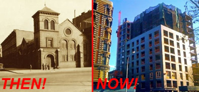 Harlem Church Miraculously Transforms Into Big Box of Condos