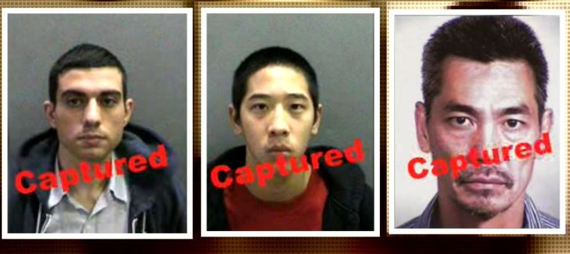 Homeless Man Awarded $100K in Capture of Escaped California Inmates