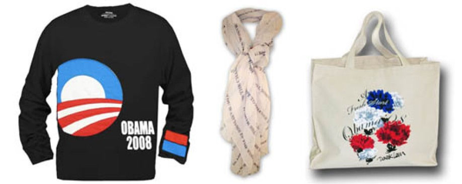 Designer Obama Store Launches, Disappoints