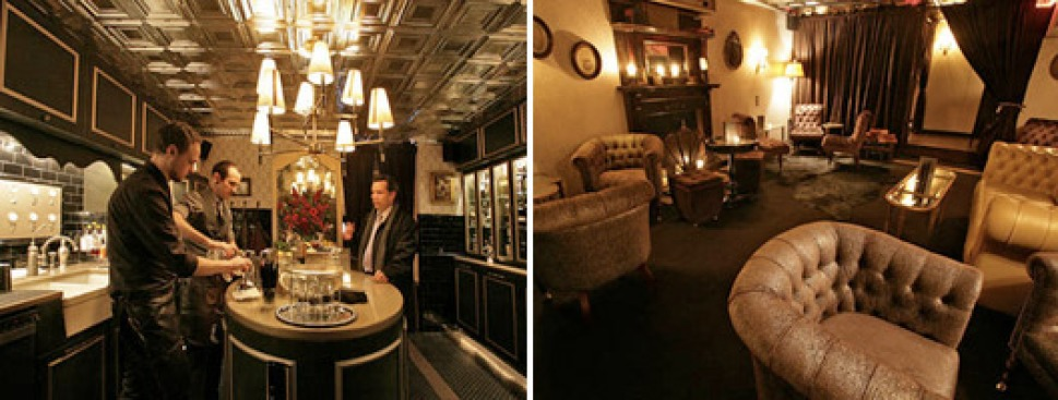"A Peek at New Chelsea ""Speakeasy"""