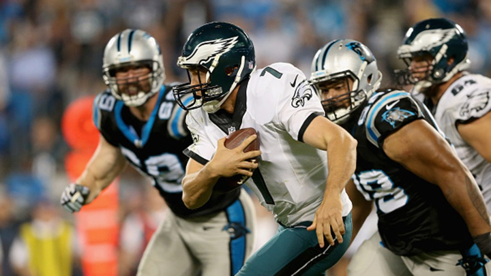 Eagles Lose 27-16 to Panthers