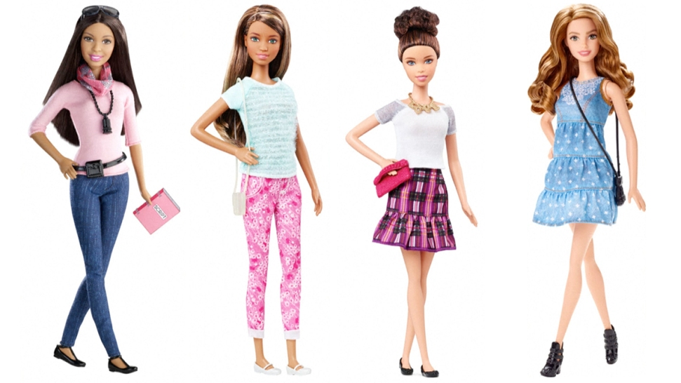 Barbie Gets a Makeover, Wears Flats for the First Time