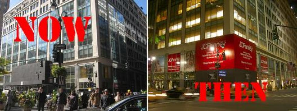 JC Penney Thinking Twice About Manhattan Mall?