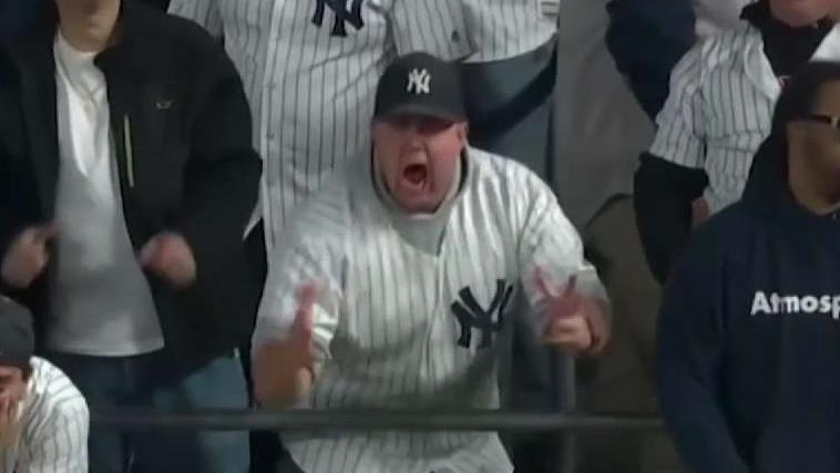 Astros Player Has Harsh Words for Yankees Fans Behavior