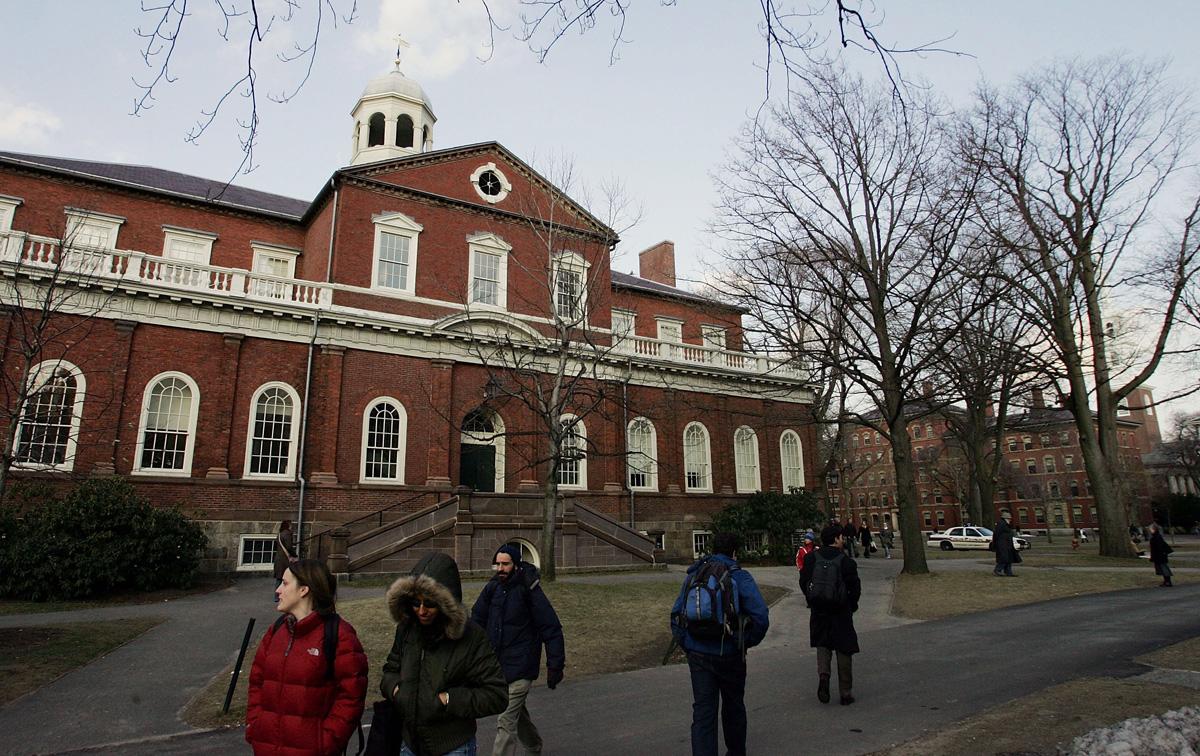 Harvard's Dillion Field House