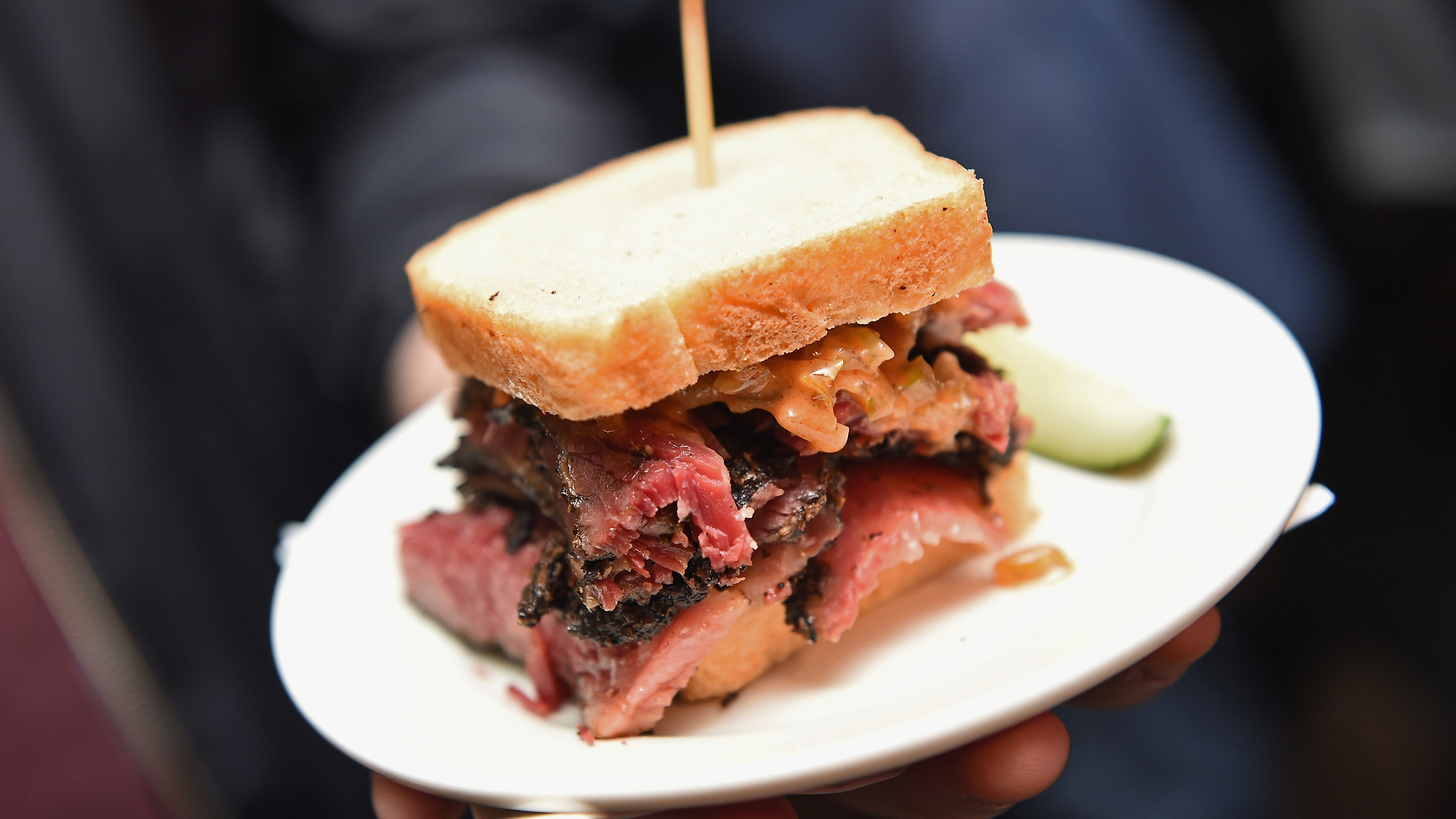 Nyc Food Fest To Feature Dishes From All 30 Mlb Ballparks New York