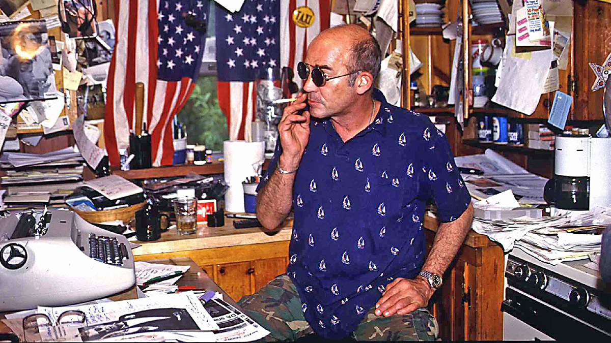 Hunter S. Thompson's Storied Writer's Cabin Now on Airbnb