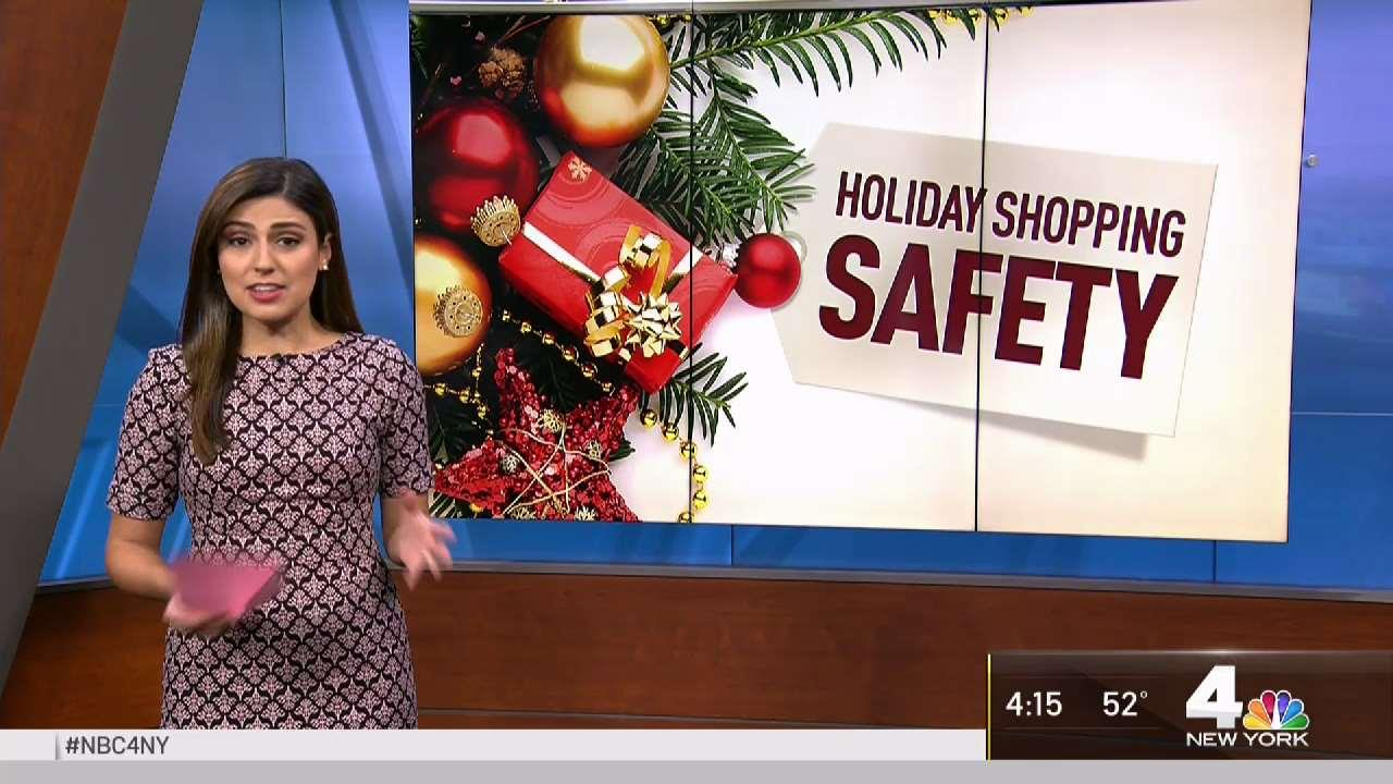 Holiday Safety Tips From the Police