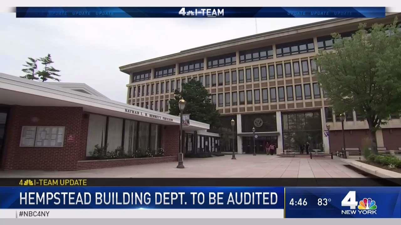 I-Team: Hempstead Building Department to Be Audited