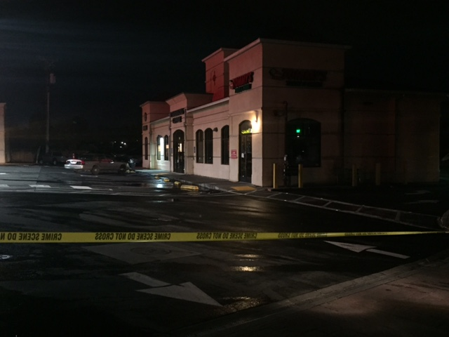 Officers investigate officer-involved shooting in Vallejo.