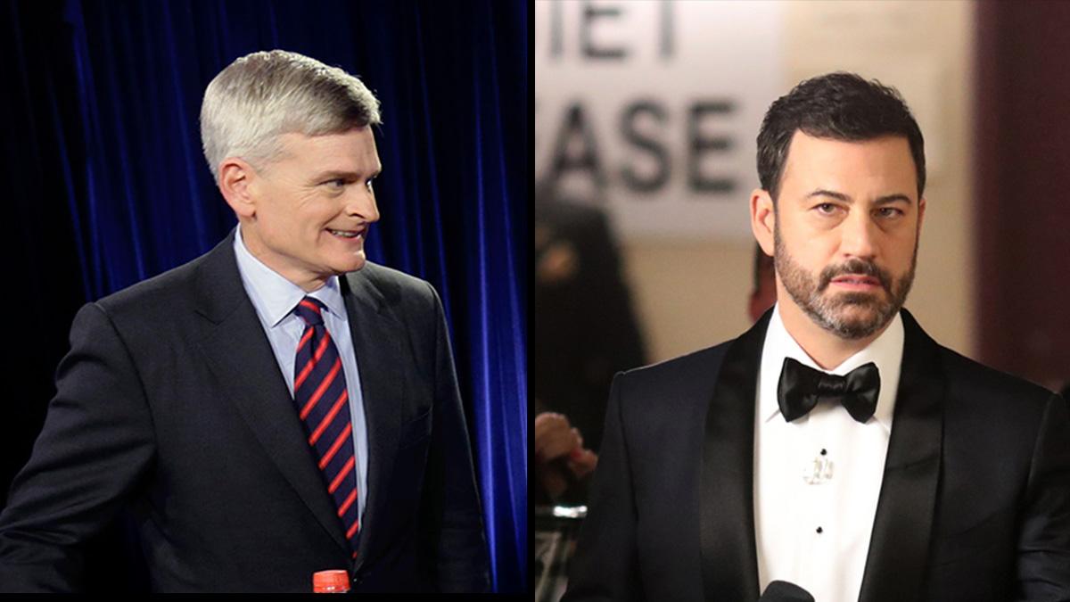 'Scam': Kimmel Slams 'Kimmel Test' Senator's Bill
