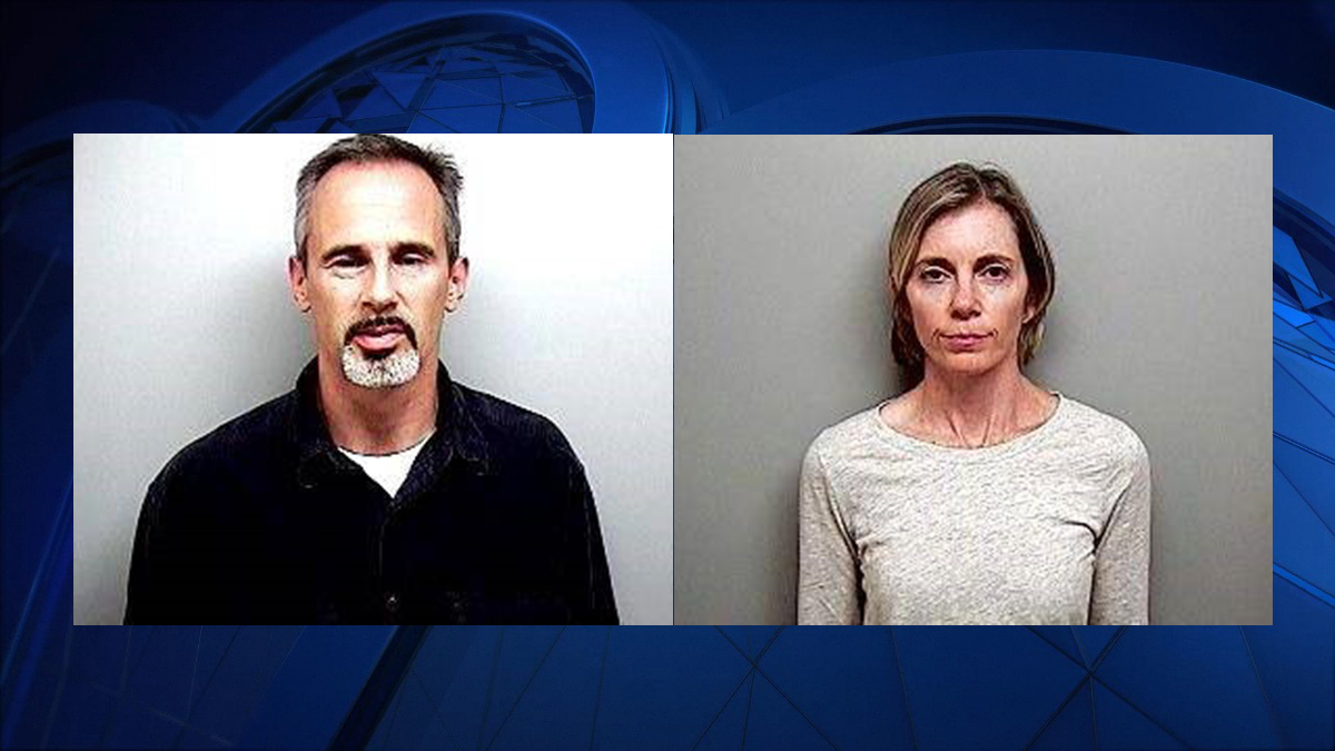 Michael Thalmann, 44, and Jennifer Thalmann, 48,  of Audubon, Pa.