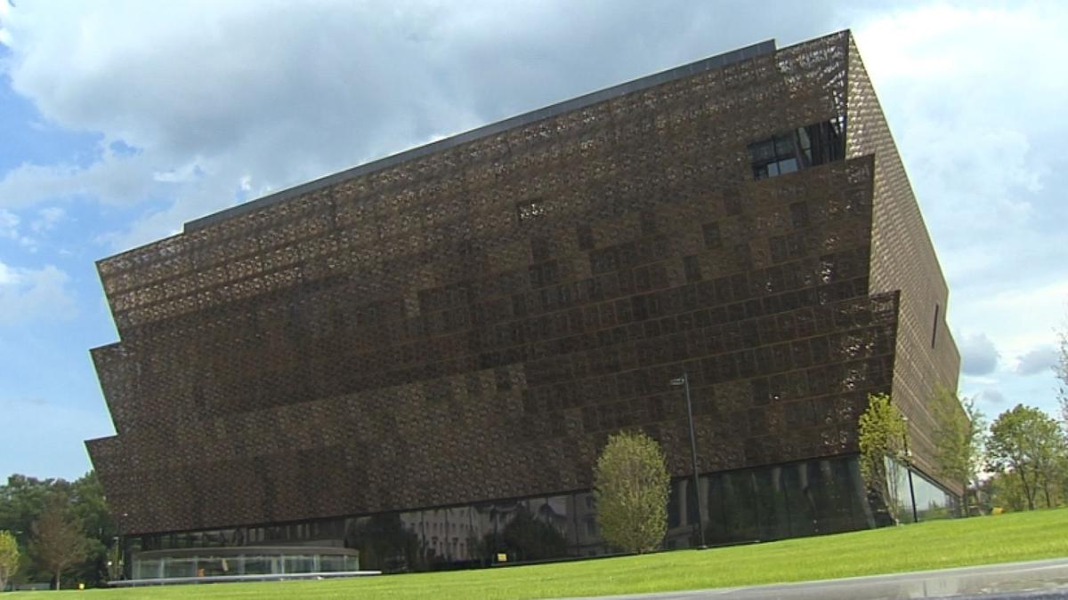 The long-awaited National Museum of African American History and Culture opens to the public this weekend. There are nearly 4,000 artifacts on display at the Washington, D.C. museum, some dating back to the 18th century.