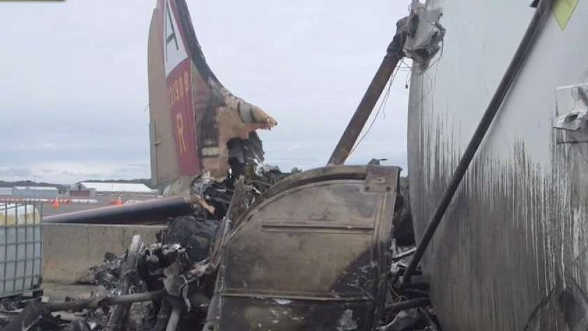 NTSB Releases Report on Deadly CT Plane Crash