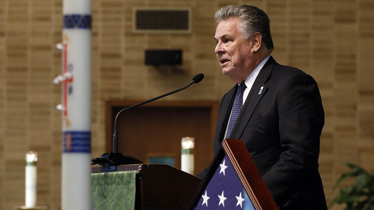 Congressman Peter King Says He Will Not Seek Re-Election