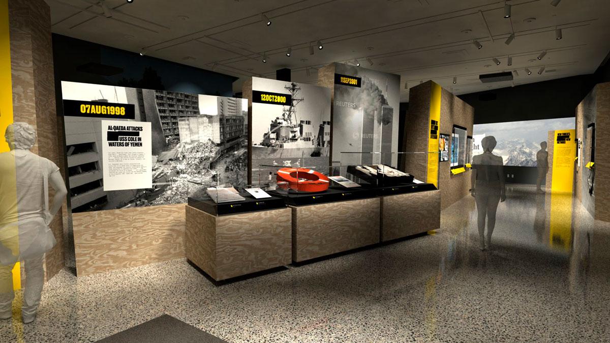 Happening Today: Bin Laden Exhibit, Anime NYC, Impeachment