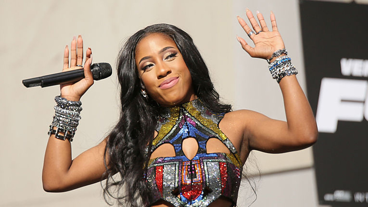 File -  Recording artist Sevyn Streeter performs onstage during an exclusive