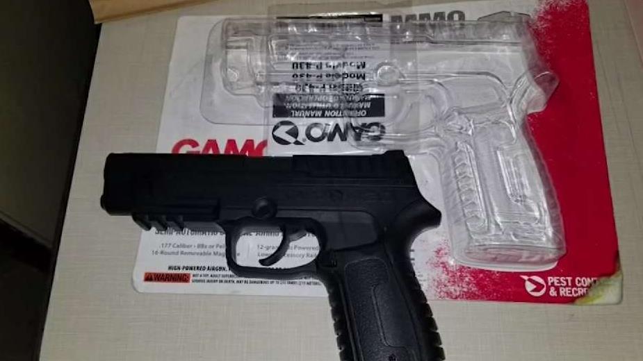 Shoplifted Airsoft Gun Sparks Scare at NJ Walmart