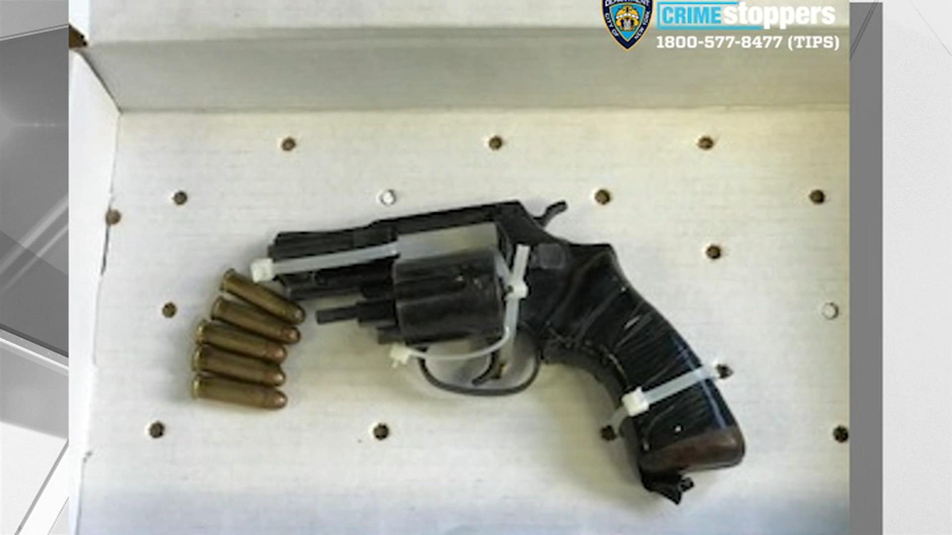 Police Tase Man Who Thrust Gun Into Officer's Torso: NYPD