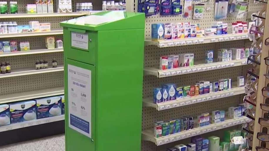 Westchester Plan Would Put Drug Bins in Pharmacies