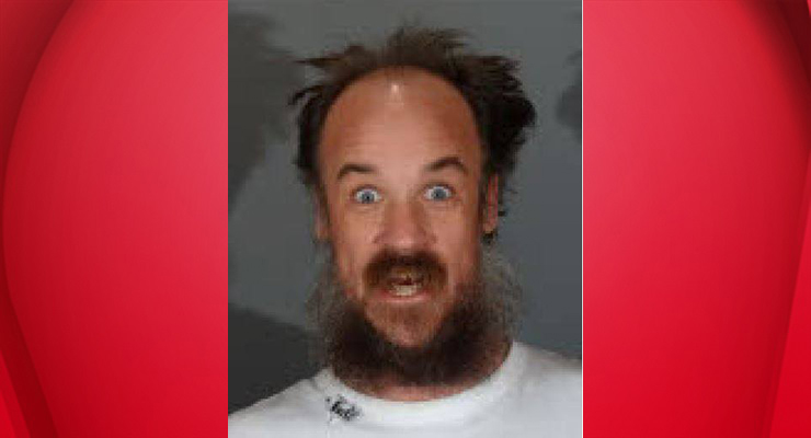 John W. Nuggent, accused of blaring an extremely loud air horn at all hours of the night, was arrested by El Segundo police Sunday, Nov. 13, 2016.