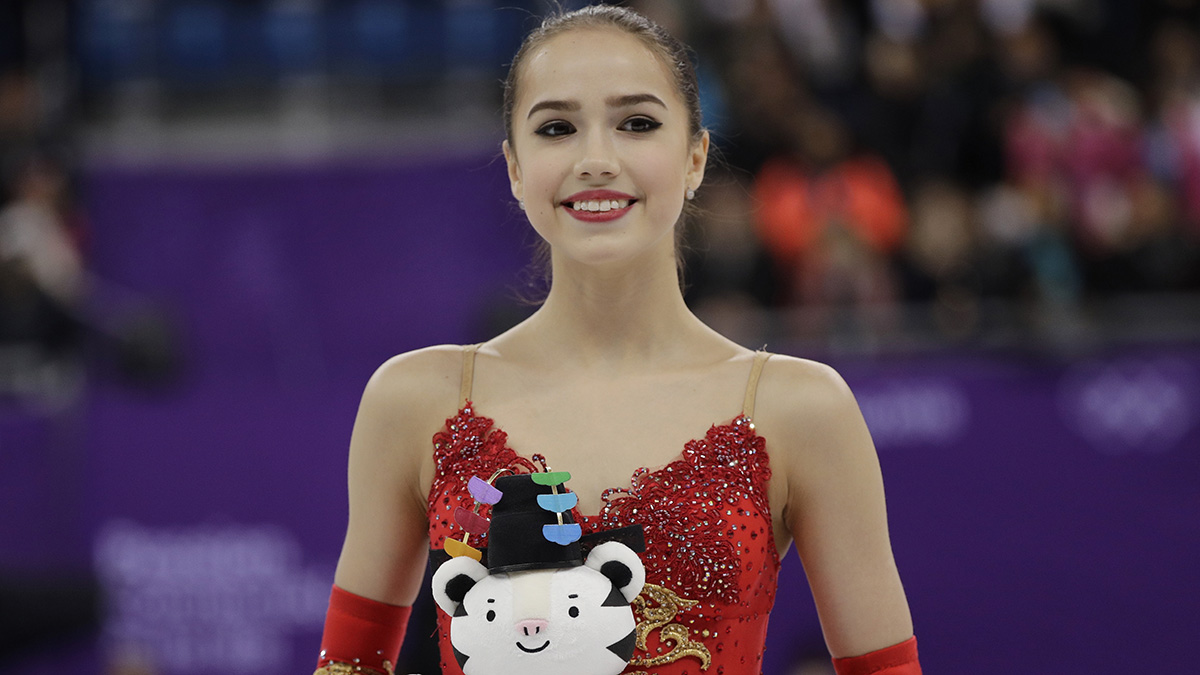 Russians Get 1st Gold Thanks to 15-Year-Old Figure Skater ...