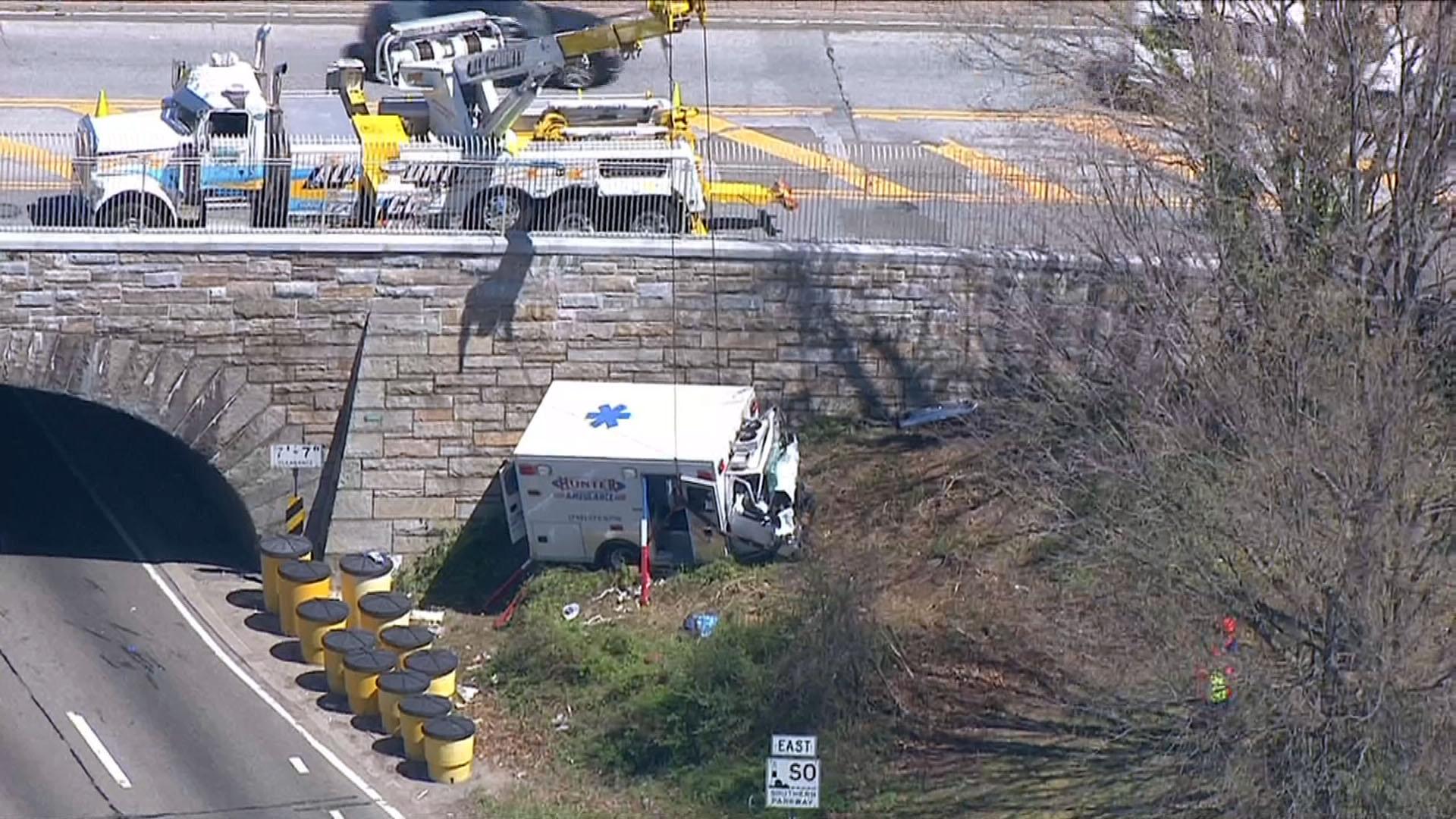 ... in Long Island Ambulance Crash: Officials - New York news - NewsLocker