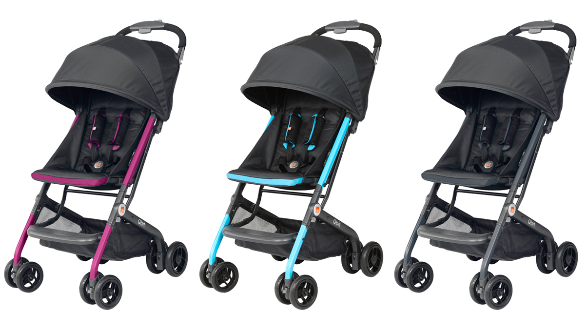 Aria Child recalls about 29,400 Qbit strollers after 12 reports of the strollers folding unexpectedly and five reports of pinching hands during folding.