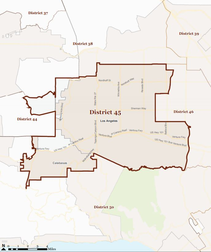 Los Angeles County Voters Head to Polls Tuesday in Special ... on