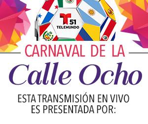En vivo: Carnaval Calle Ocho en Miami 2019 - Telemundo 51