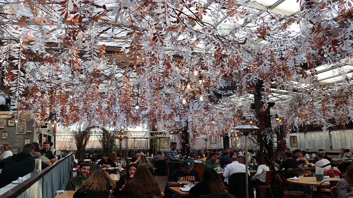 See Eataly's New Holiday Rooftop Pop-Up