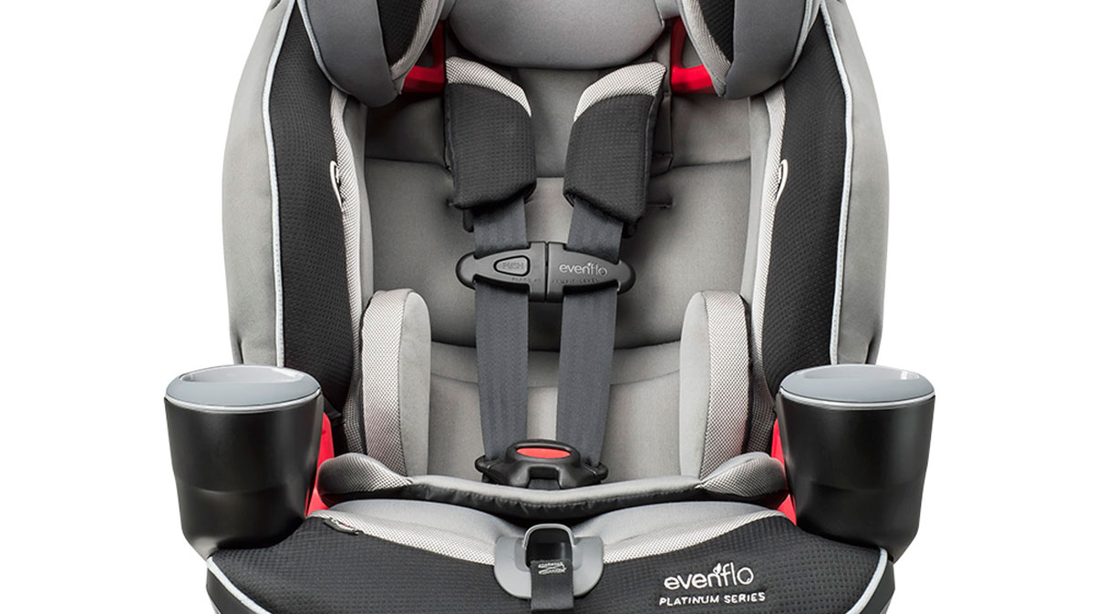 A photo of the Evolve Booster Seat