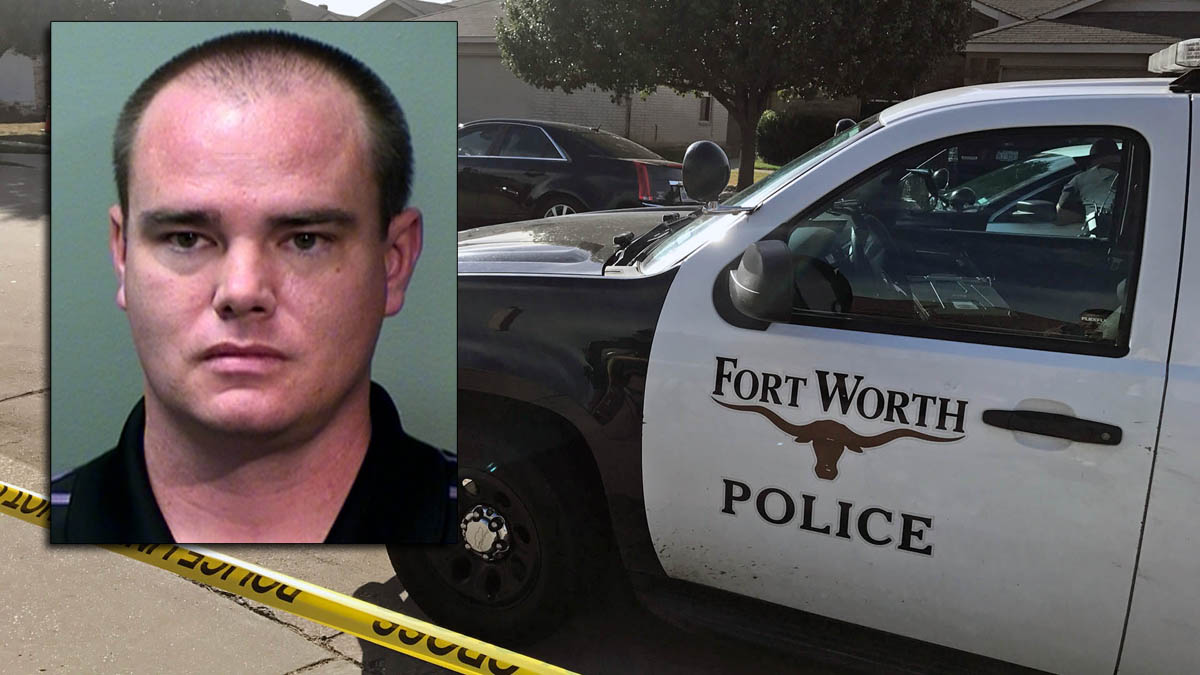 Cary Joseph Heath, 35, was arrested for capital murder after two people were found fatally shot on the 900 block of Buffalo Springs Drive in Fort Worth, police say.