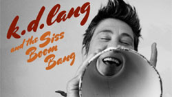 10 a.m. Presale Friday: kd lang @ Beacon