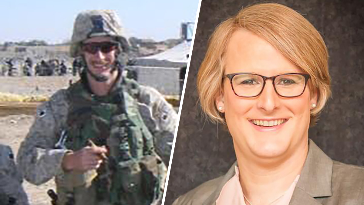 'Maybe I should just stay closeted' - Trans troops weigh their options